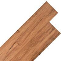 PVC Flooring Planks 5.26 m² Elm Nature