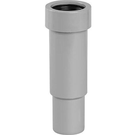 PVC manchon long male D 32mm