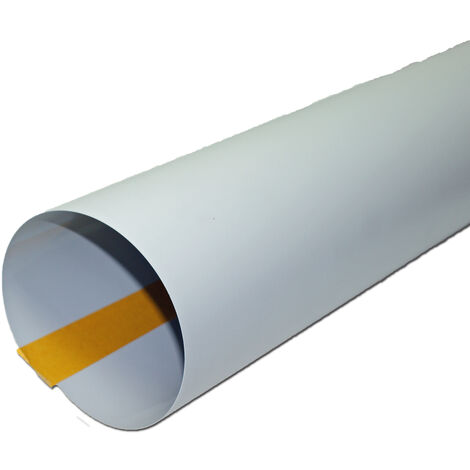 CLIMAPOR Rohrisolierungen PE 42//9 5 St/ück /à 1 m L/änge 1 1//4 Zoll grau