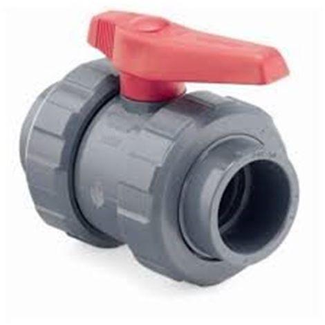 Llave de PVC presión
