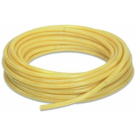 PVC-Spiralschlauch ø 25 pro Meter (Bestellung mit 50M Minikrone)