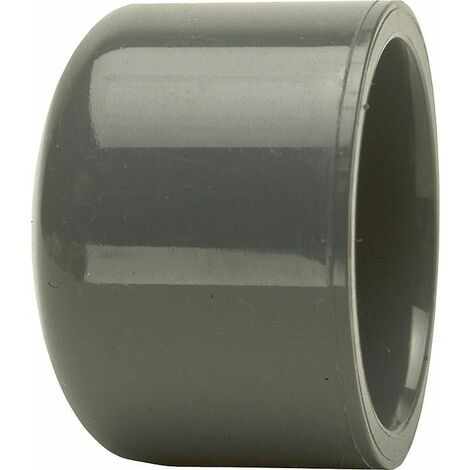 PVC-U - Raccord adhesif Capuchon, 90 mm