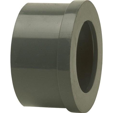 PVC-U - Raccord adhesif Piece d insertion avec manchon adhesif 63 mm