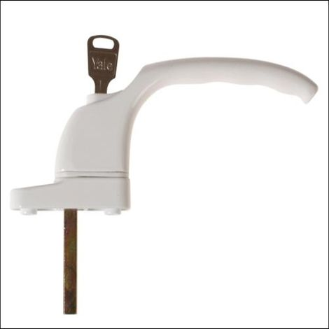 PVCu Window Handles