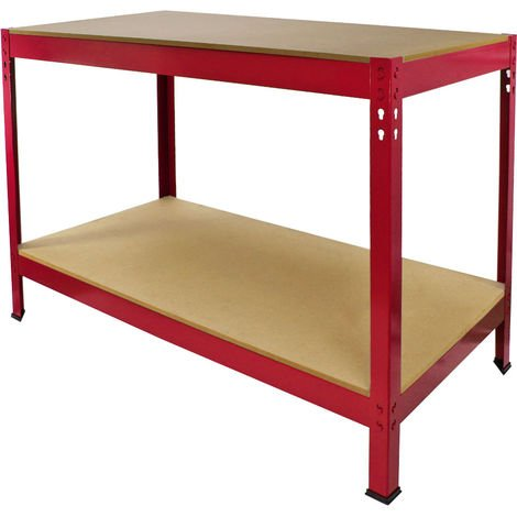 Q-Rax Red Workbench