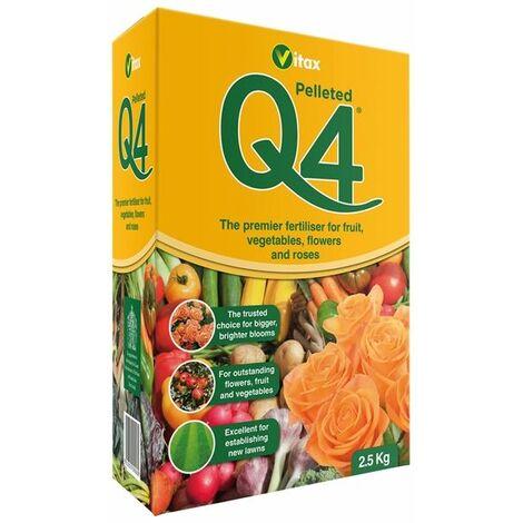 Q4 Fertilizer 0,9kg (VTX6QF9)