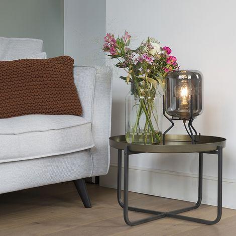 De Lumiere Luminaire Qazqa Á Design Lampe Table Poser 9DIWE2YeHb
