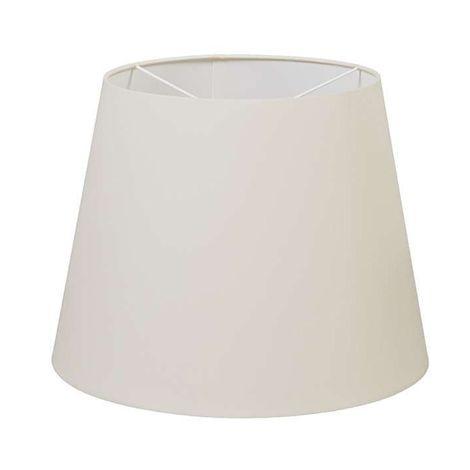 QAZQA Moderno Algodón y poliéster Pantalla poliéster crema blanco 35/27.5 , Redonda / Cónica Pantalla lámpara colgante