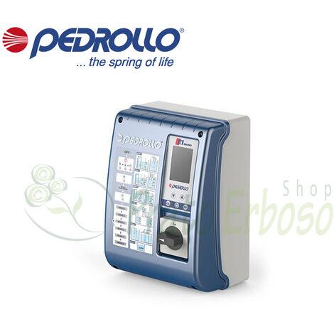 QE 2-TRI / 2 - Cuadro electrónico para grupo de presión trifásico de 7,5 CV