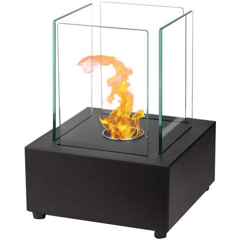 Qlima Biocamino da tavolo design FFB022