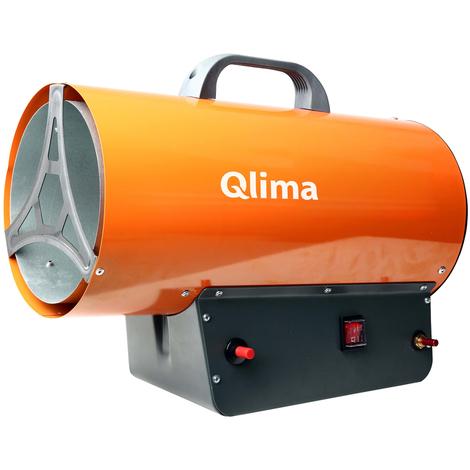 Qlima Générateur d'air chaud moteur à gaz 30 kW GFA1030E
