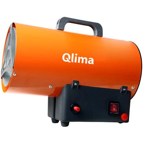 Qlima Generatore aria calda a motore a gas 10kW GFA1010