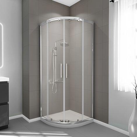 Quadrant Shower Enclosure Suite