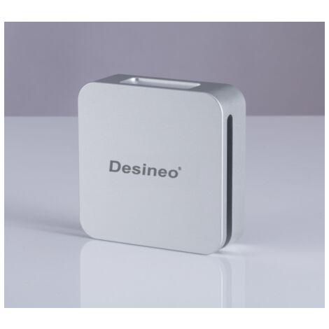 Quadratische Aromatherapie Steamtec Dampfauslassdüse aus Edelstahl 1