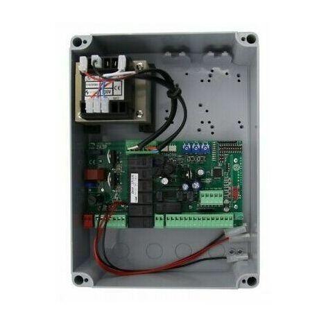 Quadro comando CAME ZA3P per 2 ante battenti 230V gestione fine corsa e rallentamenti ex ZA3N