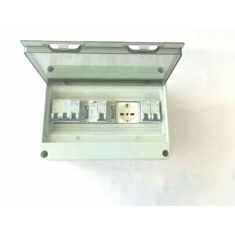 Schema Elettrico Per Piscina : Quadro elettrico preassemblato piscine interrate q elettrico grande