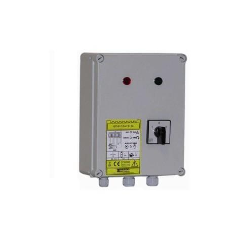 Schema Quadro Elettrico Per Pompa Sommersa Trifase : Quadro elettrico qtde10 4 5 a t volt 380 per elettropompa maniero