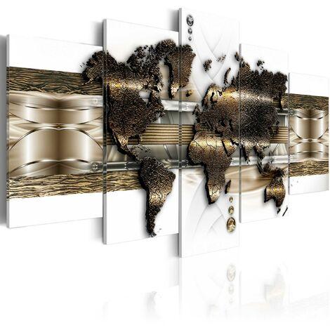 Quadro - Mondo Di Metallo Erroi