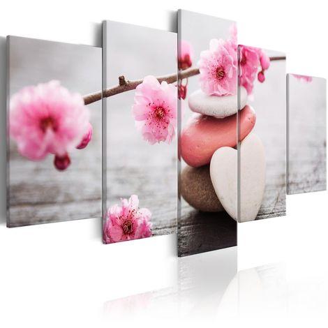 Quadro Zen Cherry Blossoms III cm 100x50 Artgeist