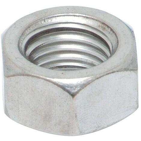 """main image of """"Grade 8 Hex Full Nuts BZP - DIN 934"""""""