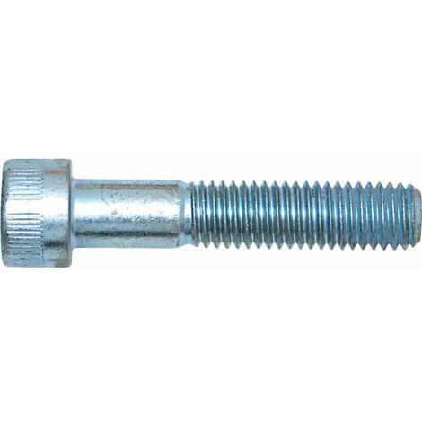 Qualfast M8X50 Torx Head Cap Screw BZP (GR-8.8)- you get 10