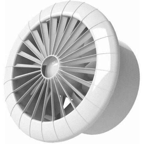 Qualité plafond de la cuisine extracteur ventilateur de 120 mm avec capteur d'humidité aride