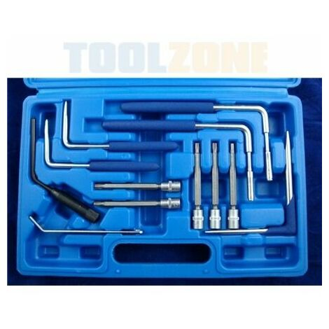 Quality 12pc Air Bag Remover /Airbag Removal Tool Kit -Car / auto / van / garage