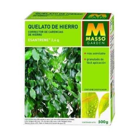 QUELATO DE HIERRO 500GR