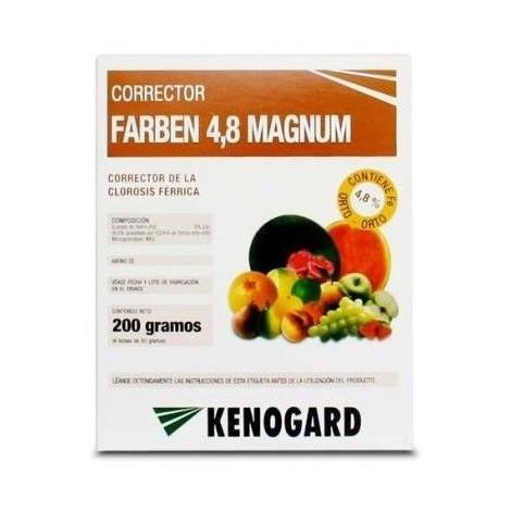 Quelato de Hierro Farben Magnum 5K El Mejor