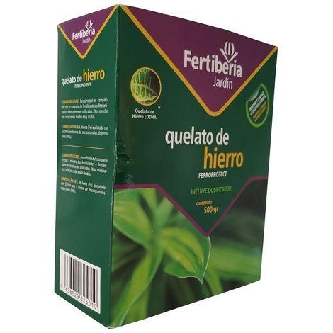 Quelato de Hierro Ferroprotect FERTIBERIA 500 gr