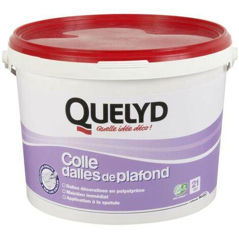 QUELYD COLLE DALLE PLAFOND 4KG