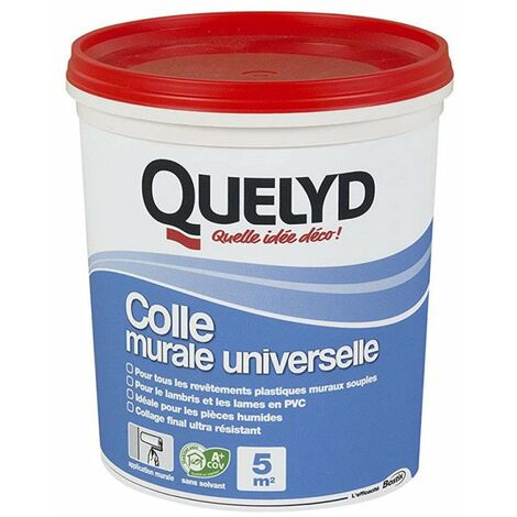 Quelyd Colle Mural Univers 1kg - QUELYD