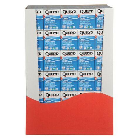 QUELYD COLLE PAPIER INTISSE 300G BOX96