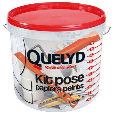 """main image of """"QUELYD - Kit pose papiers peints - 6 outils"""""""