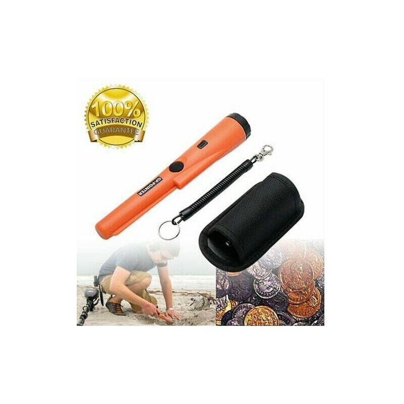 Pala Quest X10 Metal Detector Piastra Blade Copripiastra Pointer Guanti