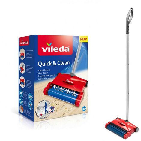 QUICK AND CLEAN ESCOBA ELECTRICA 153035 VILEDA - NEOFERR