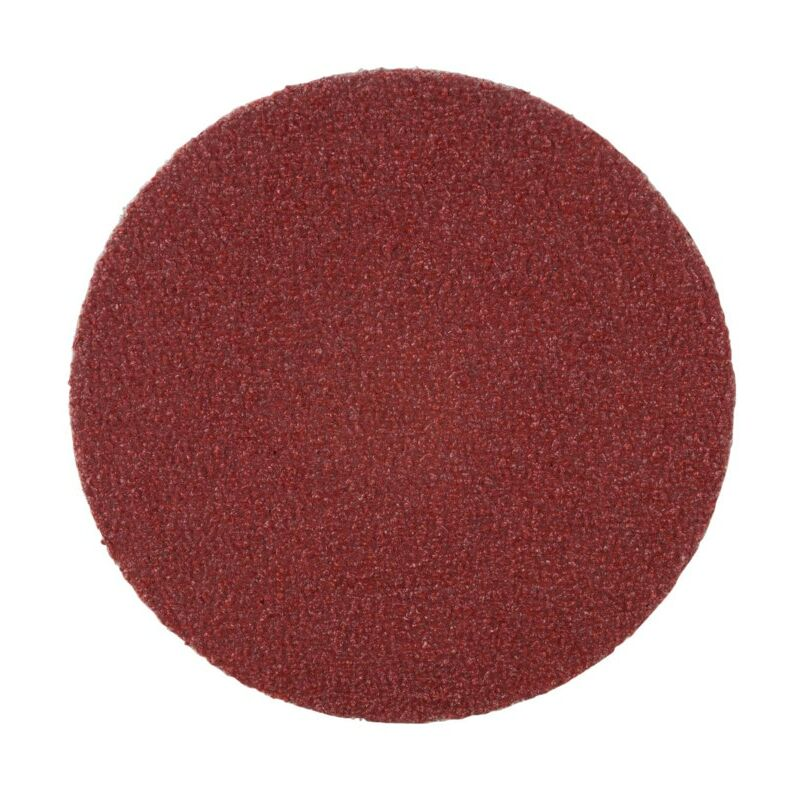 Image of AD50-80 - 50MM Aluminium Oxide Quick Change Disc - Lock System -- you get 25 - ATA