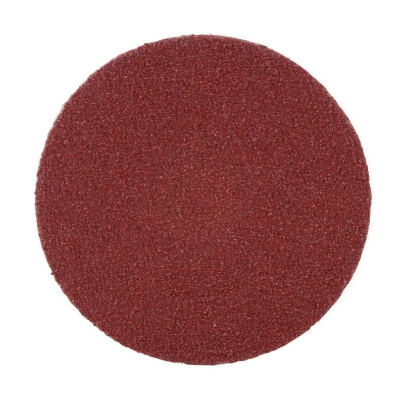 Image of AD25-80 - 25MM Aluminium Oxide Quick Change Disc - Lock System -- you get 50 - ATA