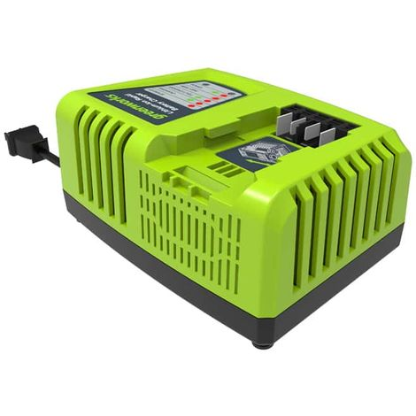 Quick charger GREENWORKS 40V - G40UC4