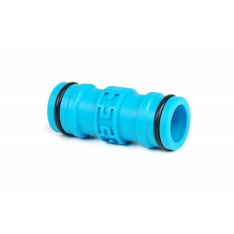 "Quick Connection 2-way Fittings - 1"" 1inch Quick Connect Heavy Duty Hose System"