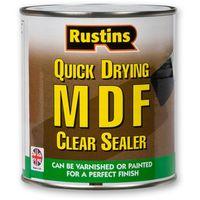 Quick Dry MDF Sealer