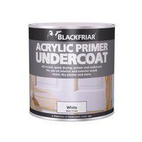 Quick Drying Acrylic Primer Undercoat