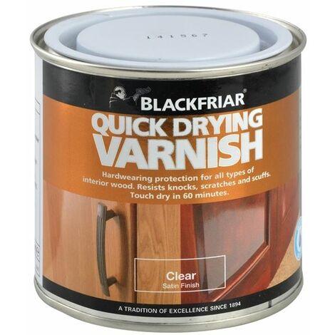 Quick Drying Duratough Interior Varnish