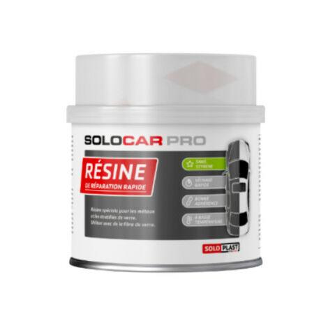 Quick repair resin Solocar Pro with 500g hardener