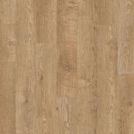 """Quick-Step Eligna """"EL312 Vieux chêne huilé mat planches"""" - 15,6 cm x 138 cm"""