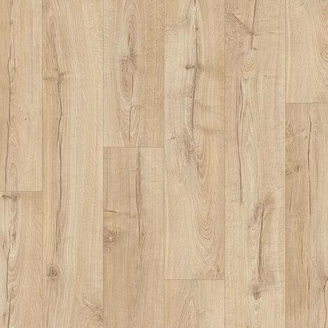 "Quick-Step Impressive ""IM1847 Chêne classique beige"" - 19 cm x 138 cm"