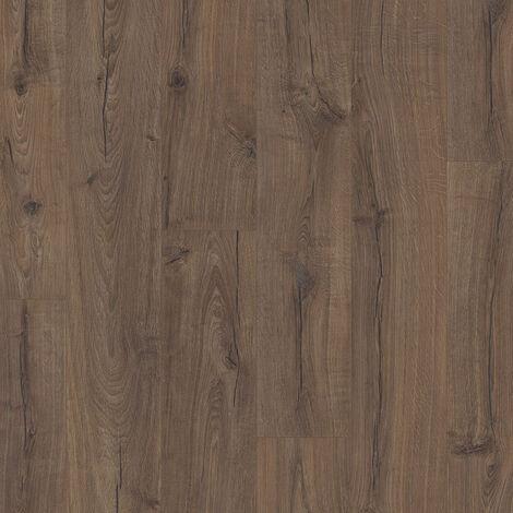 "Quick-Step Impressive ""IM1849 Chêne classique brun monolames"" - 19 cm x 138 cm"