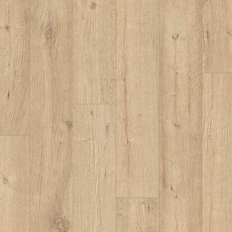 "Quick-Step Impressive ""IM1853 Chêne sablé naturel monolames"" - 19 cm x 138 cm"
