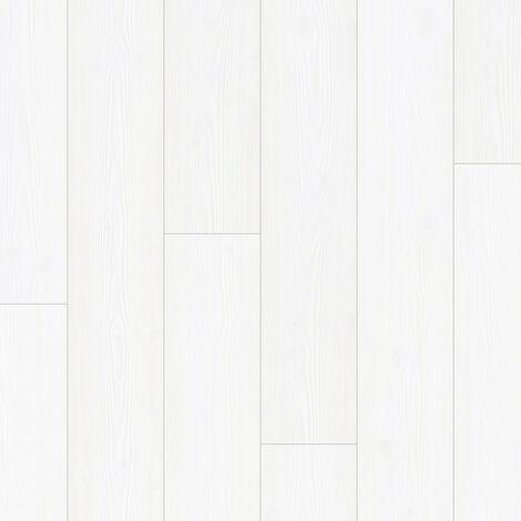 "Quick-Step Impressive ""IM1859 Planches blanches monolames"" - 19 cm x 138 cm"