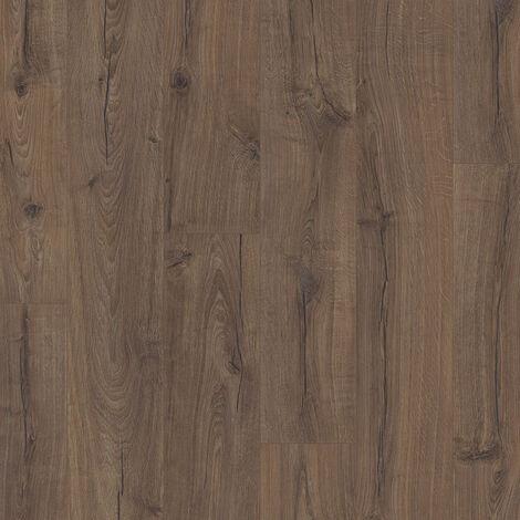 """Quick-Step Impressive Ultra """"IMU1849 Chêne classique brun monolames"""" - 19 cm x 138 cm"""